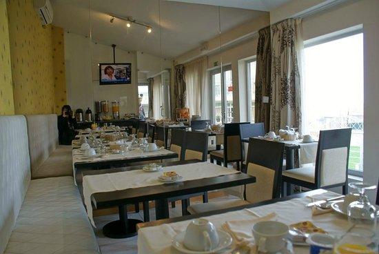 Vitoria Village : desayuno