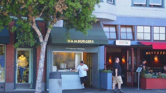 Hamburgers: Local