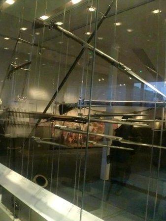 Culloden Battlefield: Armas de la batalla.