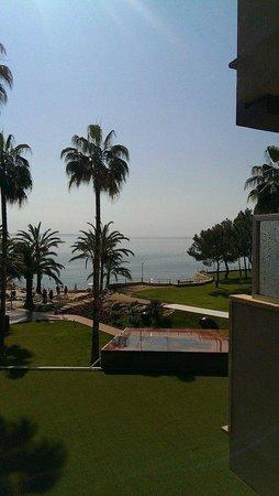 Hotel Riu Palace Bonanza Playa: Vista desde la habitación 207