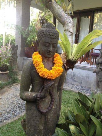Mulawarman Ubud Bali: beautiful surrounding