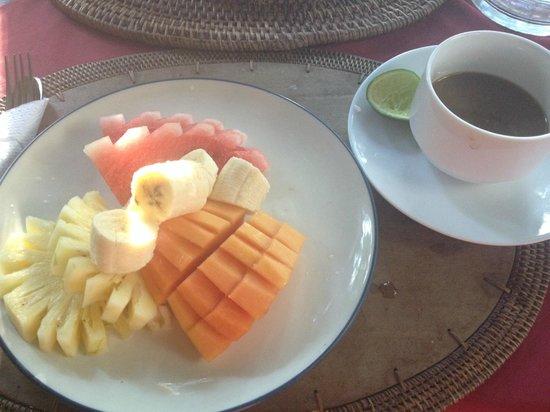 Mulawarman Ubud Bali: breakfast