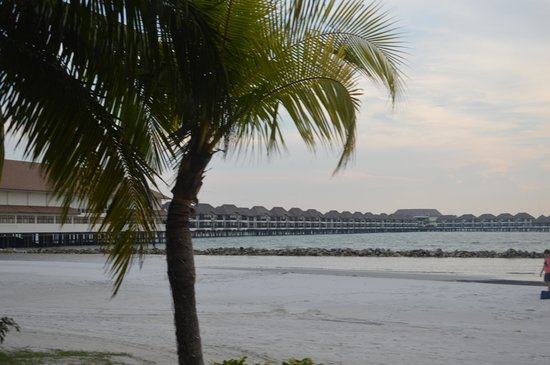 AVANI Sepang Goldcoast Resort: View from restaurant