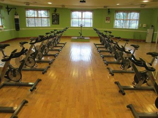 Carrickdale Hotel : Spinning