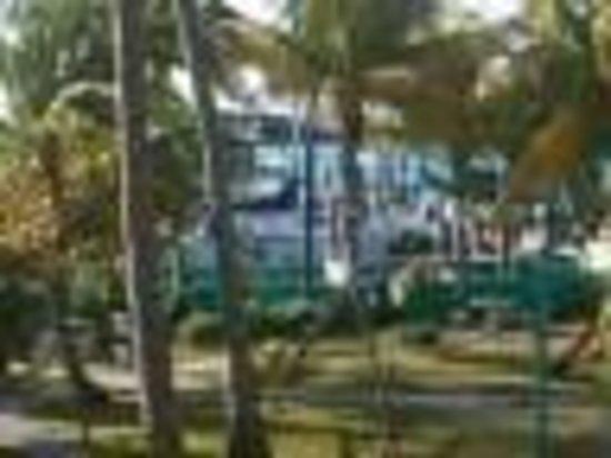 Bimini Big Game Club Resort & Marina: View from our balcony