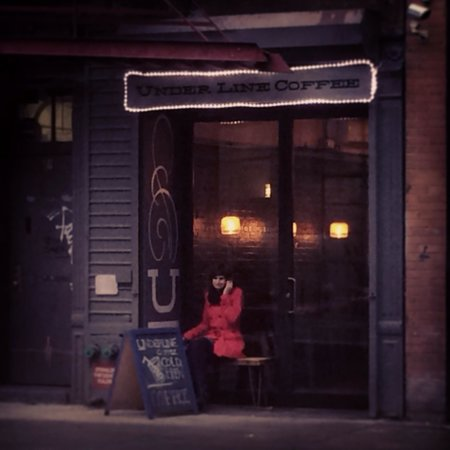 Photo of Cafe Underline Coffee at 511 W 20th St, New York City, NY 10011, United States