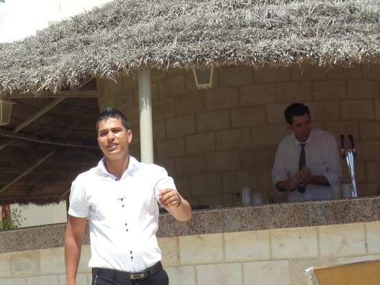 Soviva Resort : Nicest bar man by the pool