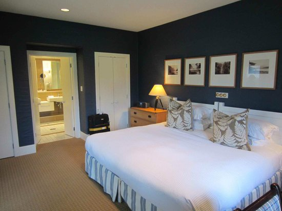 Millbrook Resort: Villa suite