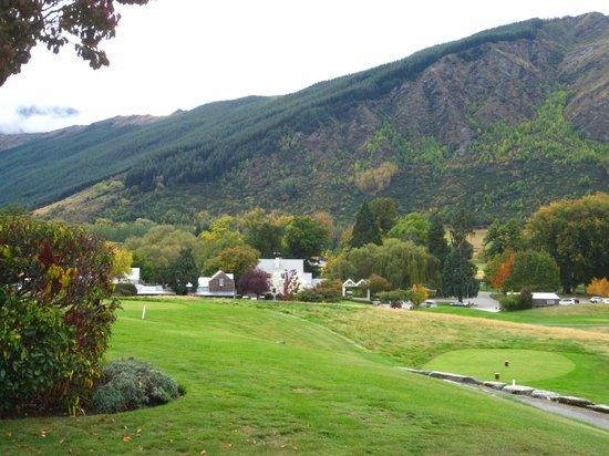 Millbrook Resort : Terrace view