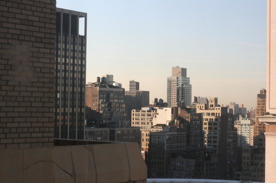 The New Yorker A Wyndham Hotel : View from our room!