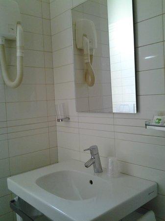 Key Hotel : dettaglio bagno