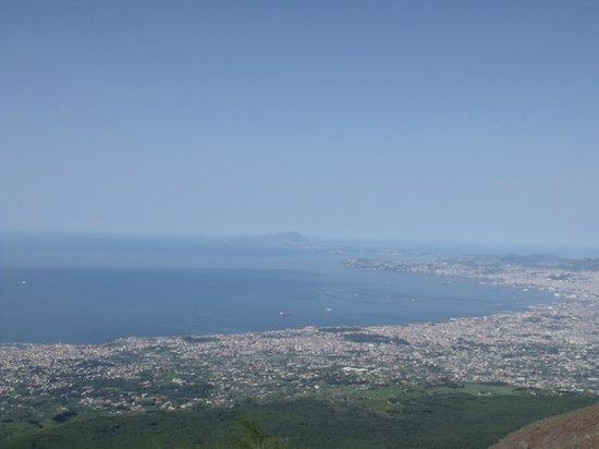 Vesuv: Golfo di Napoli