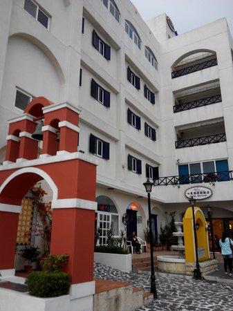 โรงแรม เบย์วิว: 酒店外观