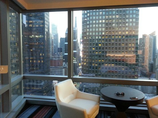 Courtyard by Marriott New York Manhattan/Central Park: The Room view