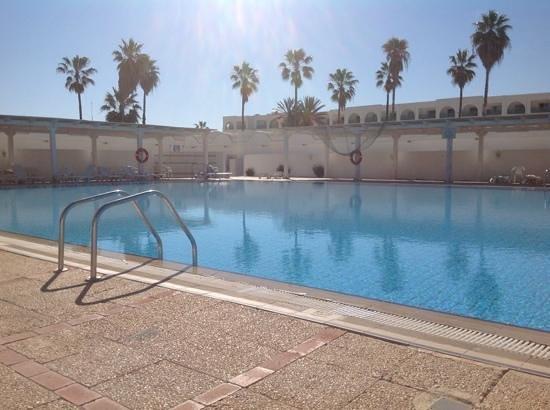 El Mouradi Club Kantaoui : poolside
