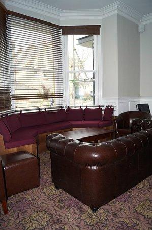 YHA Cambridge: Lounge