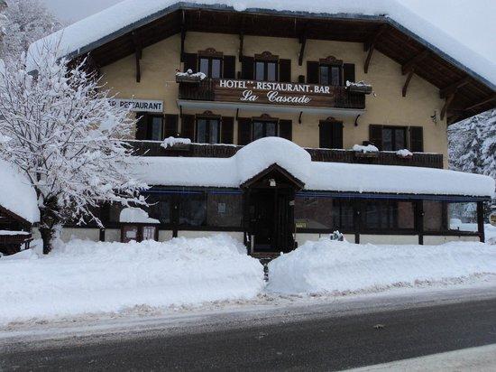 Hôtel restaurant la Cascade