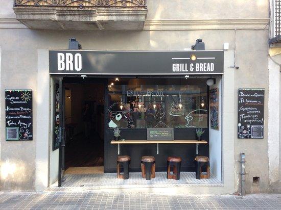 imagen BRO Burgers y Bocatas Argentinos en Barcelona