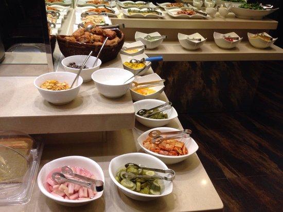 Savoy Hotel Seoul : Breakfast