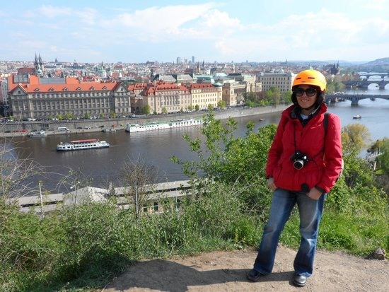 Prague By E-Bike: Vesna