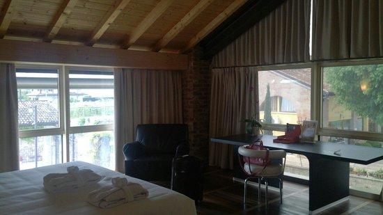 Hotel Veronesi La Torre: Camera