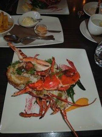 De Beuze : Oosterschelde Lobster grilled natural