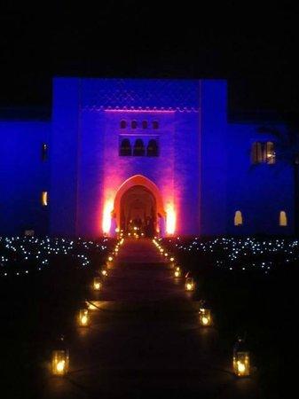 Ksar Char-Bagh : L'entrée du Ksar