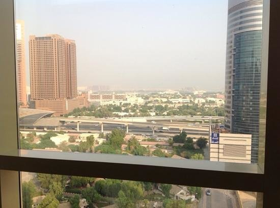Grand Millennium Dubai: great view.