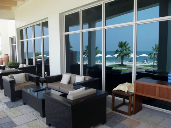 Radisson Blu Resort Fujairah : di fronte all'Oceano Indiano