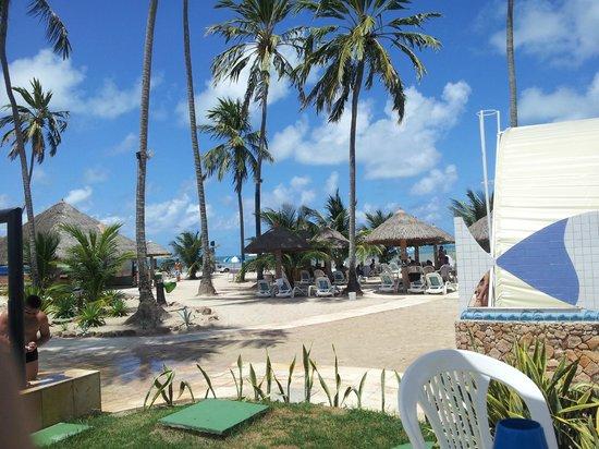 Salinas Maragogi All Inclusive Resort: Bar da Praia