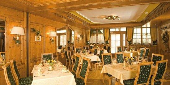 Speisesaal im Restaurant Bierwirt