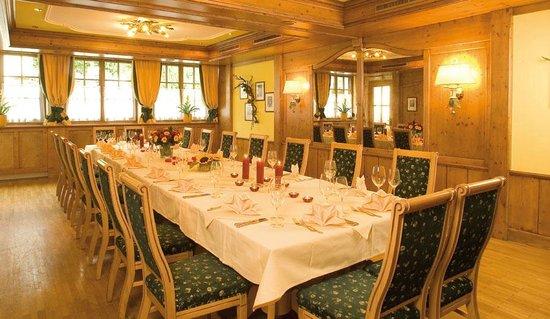 Restaurant Bierwirt: Konferenz- und Tagungsraum
