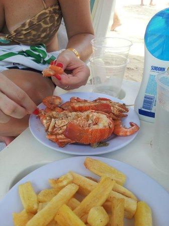 Salinas Maragogi All Inclusive Resort: Petiscos - Bar da Praia