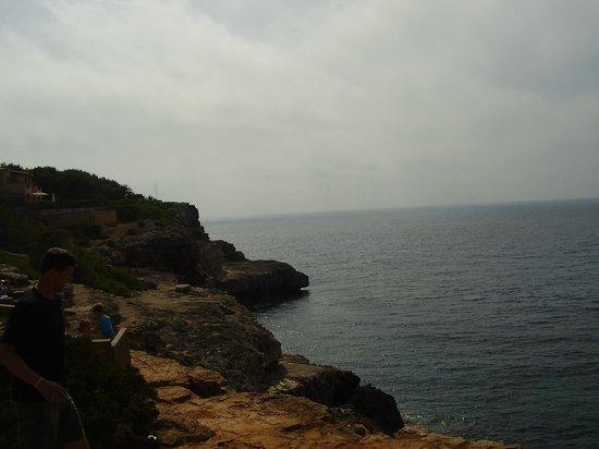 IBEROSTAR Club Cala Barca: Cala alrededor del hotel