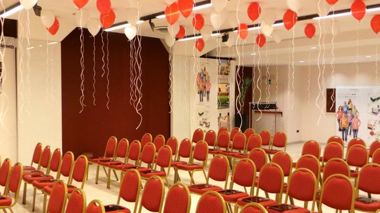 Hotel Dei Congressi: sala congressi