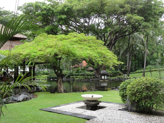 Grand Hyatt Bali: Grand Club uitzicht