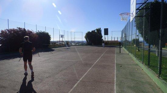 Hotel Rural Cortijo Amaya: Tennisbaan