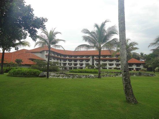 Grand Hyatt Bali: zuidvleugel