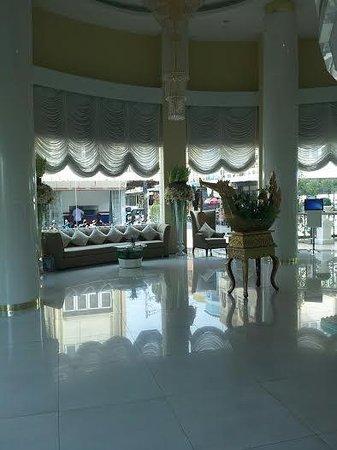 Royal Pavilion Hua Hin: reception