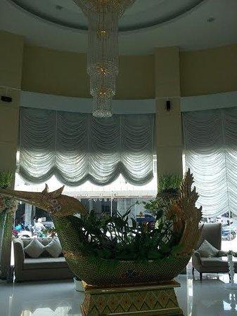 Royal Pavilion Hua Hin: lobby