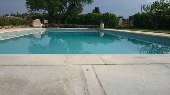 Auberge du Vin : Lovely pool