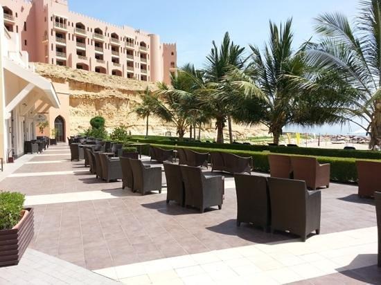 Shangri La Barr Al Jissah Resort & Spa-Al Bandar : Grounds