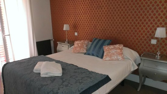 Infantes Singular Apartments: Habitación Golden