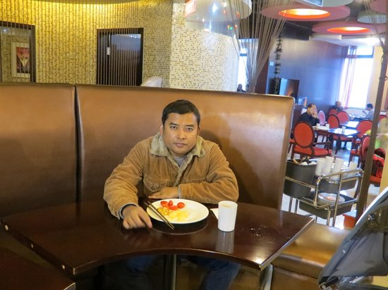 City Inn (Beijing Happy Valley): breakfast