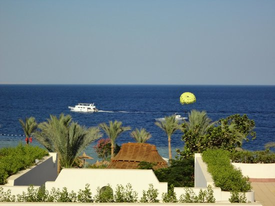 Royal Grand Sharm Hotel: view from room