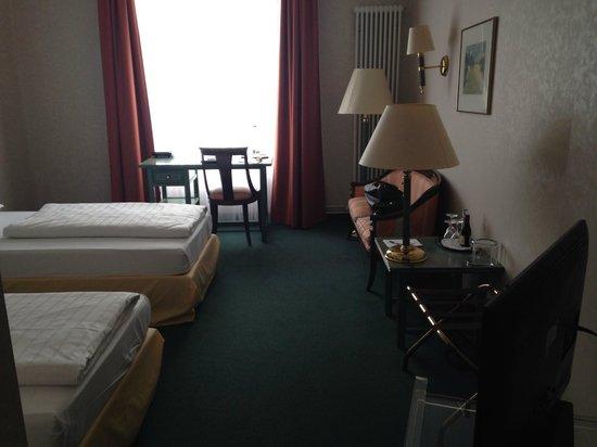 Park-Hotel Norderstedt : Номер 118