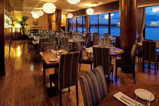 Aqua Restaurant: Refurbished dining room Jan 2014