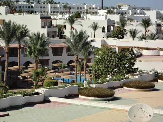 Royal Grand Sharm Hotel: view from reception