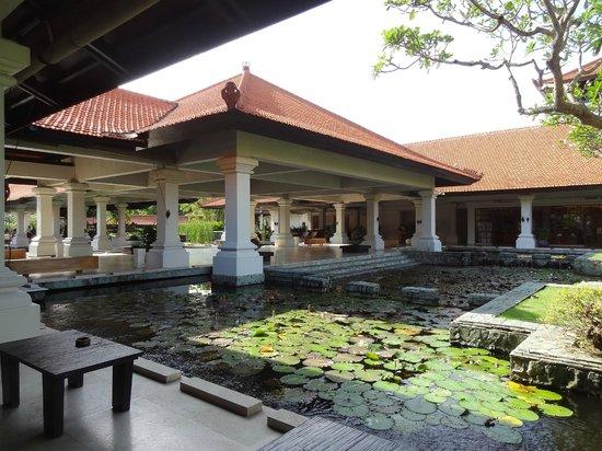 Grand Hyatt Bali: Lobby