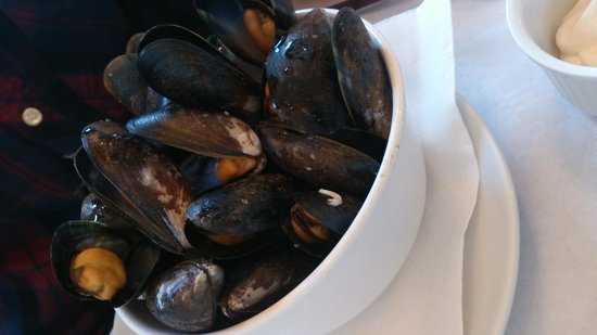 Creeler's of Skye : fresh mussels
